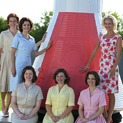 "Preview image for article: Disney's ""The Right Stuff"" Also Salutes the Women with the Wife Stuff"