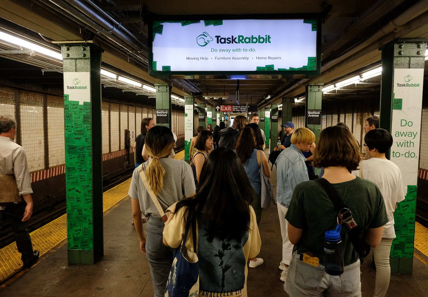 How Brands are Saving Commuters Time on the Subway