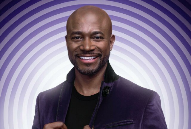 "Cover image for  article: Taye Diggs Adds Game Show Host to His Resume with ""Hypnotize Me"""