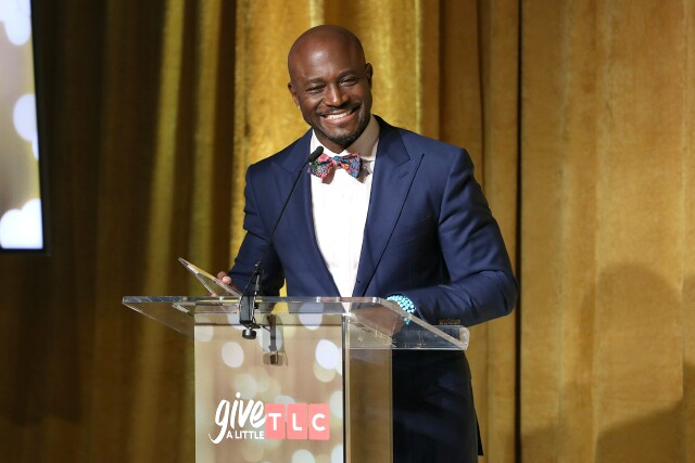 Cover image for  article: TLC's Give a Little Awards Honor Taye Diggs and Others Who Give a Lot