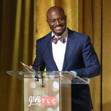 Preview image for article: TLC's Give a Little Awards Honor Taye Diggs and Others Who Give a Lot