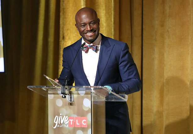 TLC's Give a Little Awards Honor Taye Diggs and Others Who Give a Lot