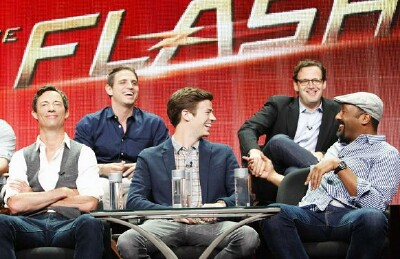 "Cover image for  article: ""The Flash"" and ""Jane the Virgin"": The CW Has the Hottest Shows - Ed Martin"