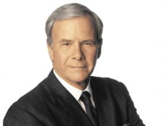 "Cover image for  article: Brokaw Will Host ""Meet the Press"" until November--But Who Gets the Job After That?"