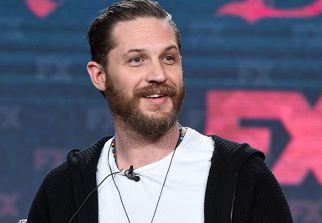 "For Tom Hardy, FX's ""Taboo"" is a Family Plot"