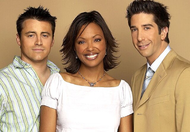 "Aisha Tyler:  Forever a Friend of ""Friends"""