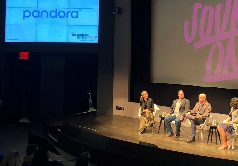 New Content, New Data and a New Podcast Attitude – the IAB Podcast Upfront