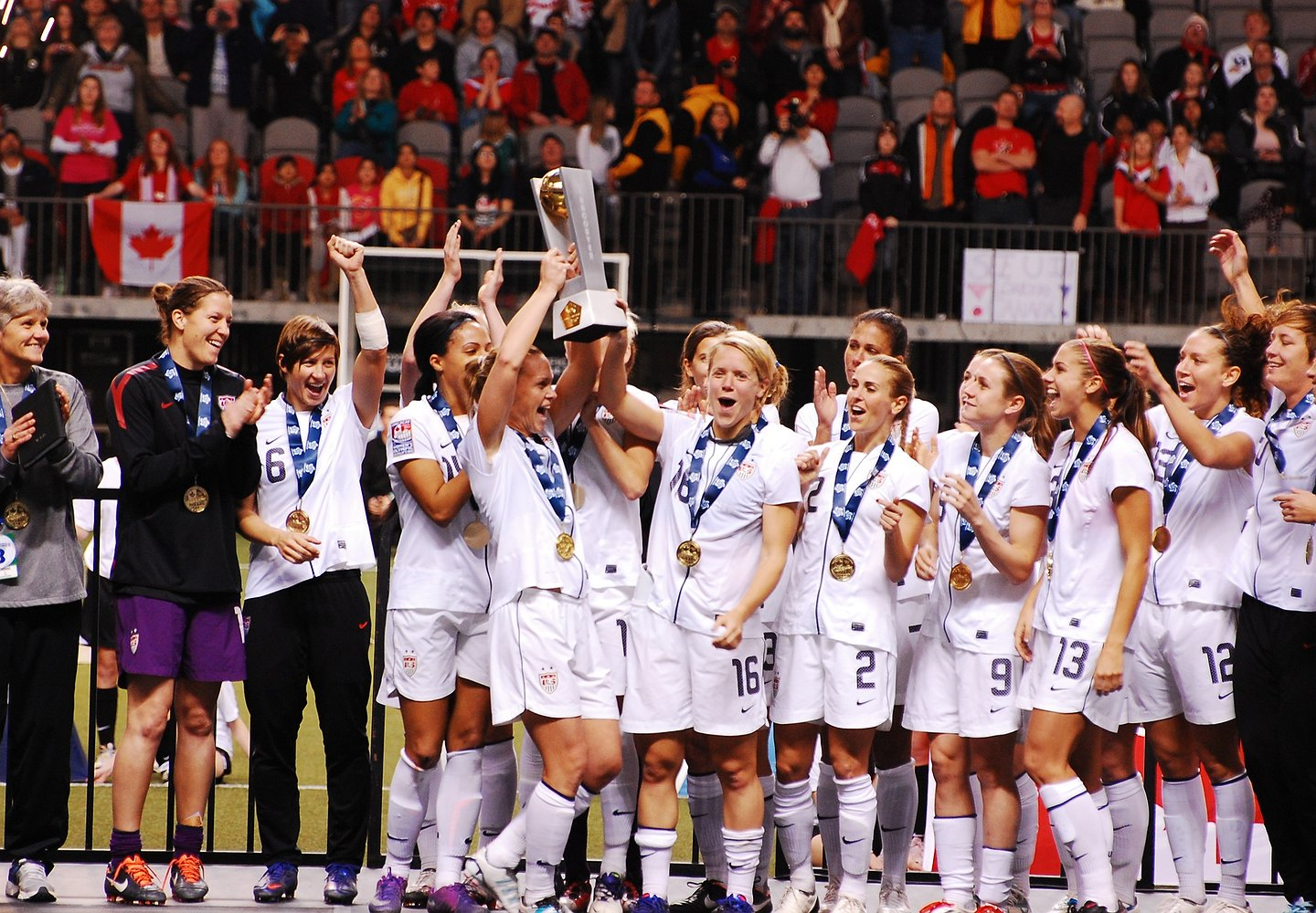 US Women's Soccer Team, Maurice Levy, Sir Martin Sorrell and More: Gender News Weekly