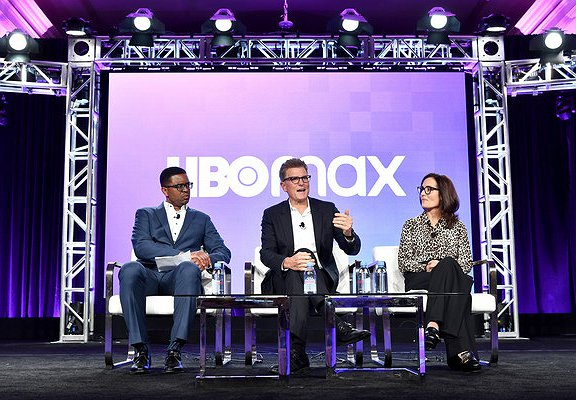 WarnerMedia at TCA:  Kevin Reilly Explains HBO Max to Confused Critics