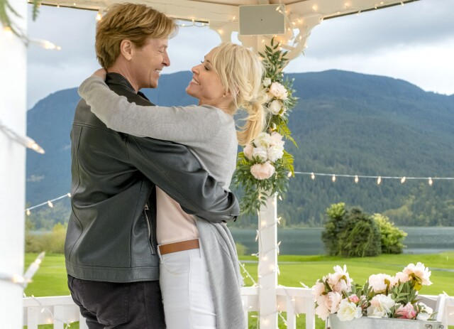 "Cover image for  article: Josie Bissett, Jack Wagner on Hallmark Channel's ""Wedding March"" Sequel"