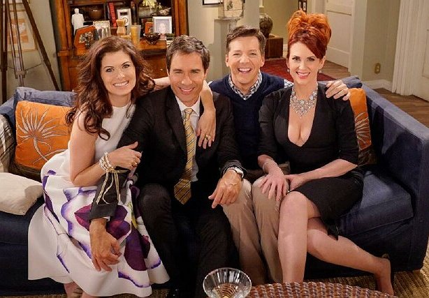 "NBC at TCA: ""Will & Grace"" Had Everyone Talking"