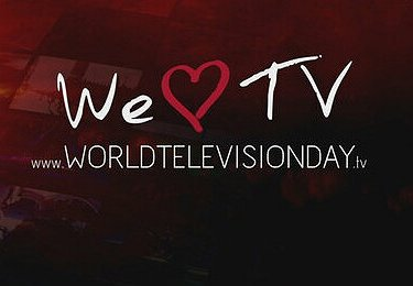 "Television Industry Unites for United Nations' ""World Television Day"""