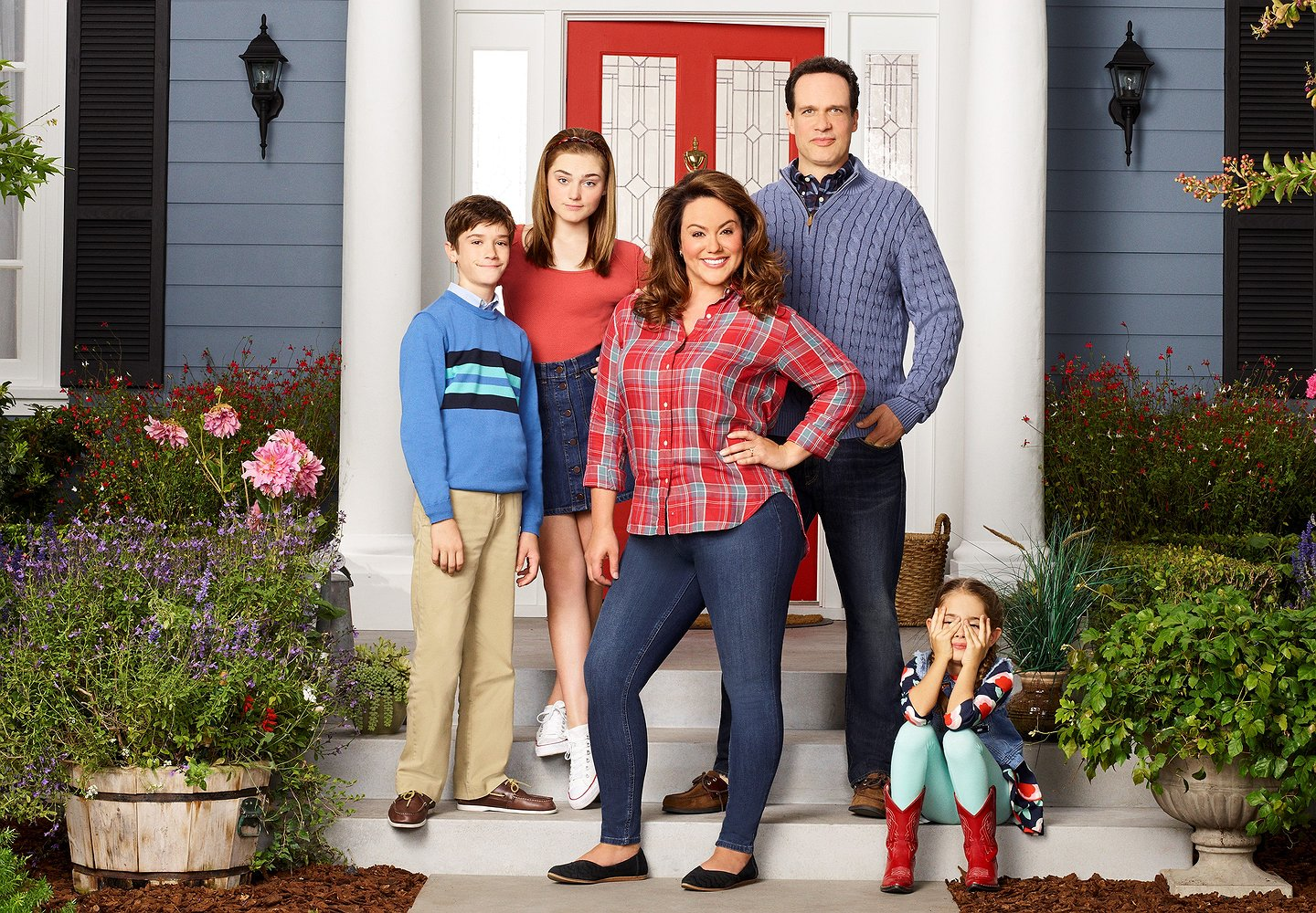"The American Husband of ""American Housewife"" on Playing a TV Dad"