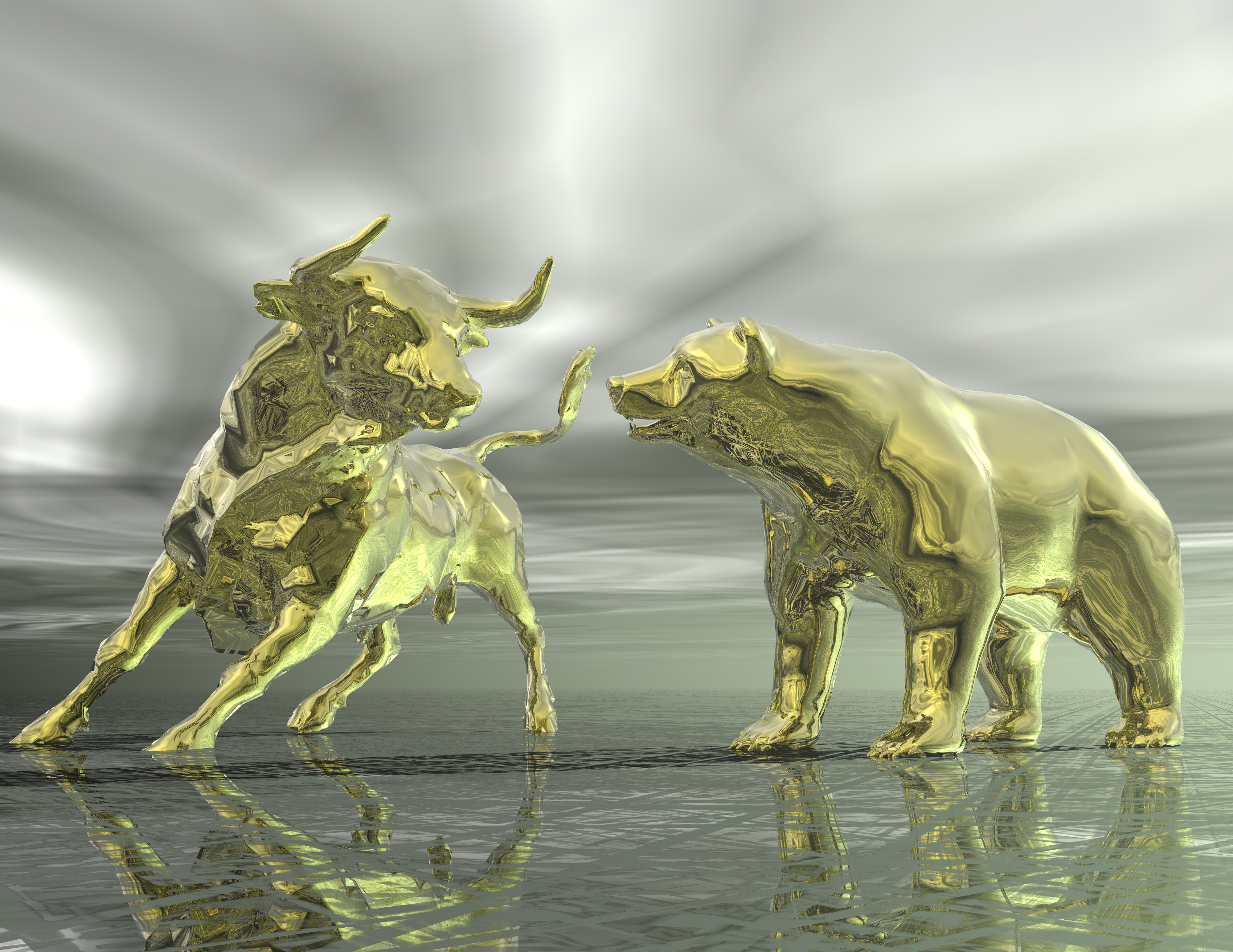 Cover image for  article: Upfront Yellow Flag: Has the Bull Market Turned Bearish?