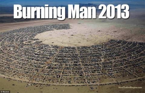 Cover image for  article: Burning Man 2013