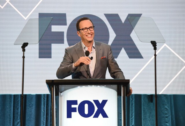 Cover image for  article: Fox at TCA: Charlie Collier, an Unmasked Singer and Another Surprise