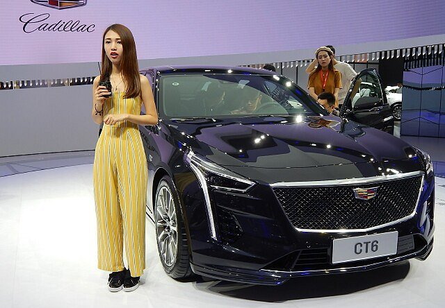 Cadillac:  In China, It's a Bestselling Luxury Brand with Youth Appeal