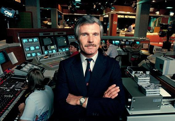 It Was 40 Years Ago Today … Ted Turner Launched 24-hour News