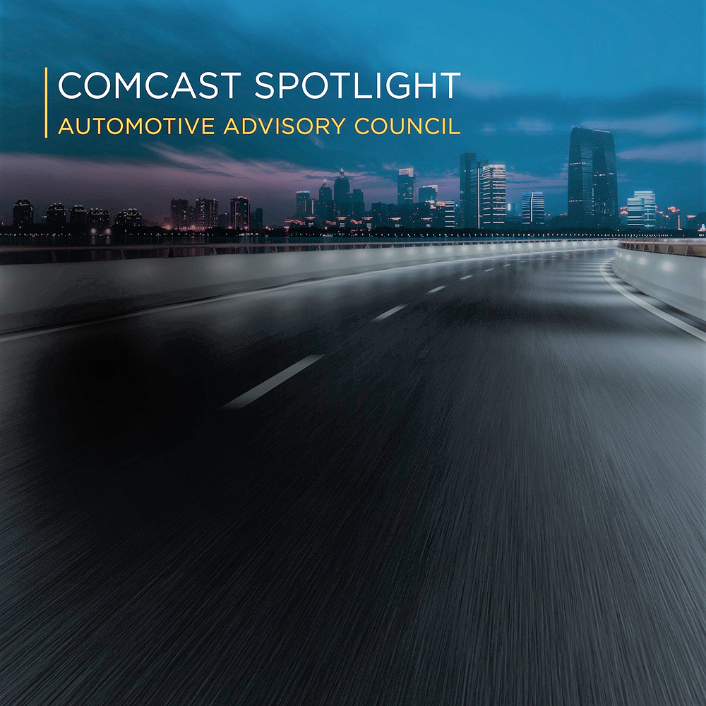 Preview image for article: Driving TV Ad Spend with Comcast Spotlight's Automotive Advisory Council