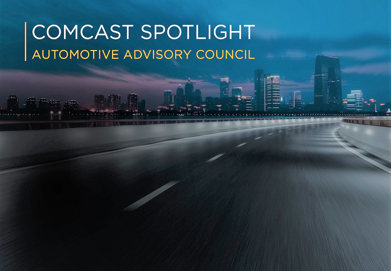 Driving TV Ad Spend with Comcast Spotlight's Automotive Advisory Council