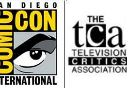 Ed Martin Live from TCA - TCA Today: How Comic-Con Has Changed the Game