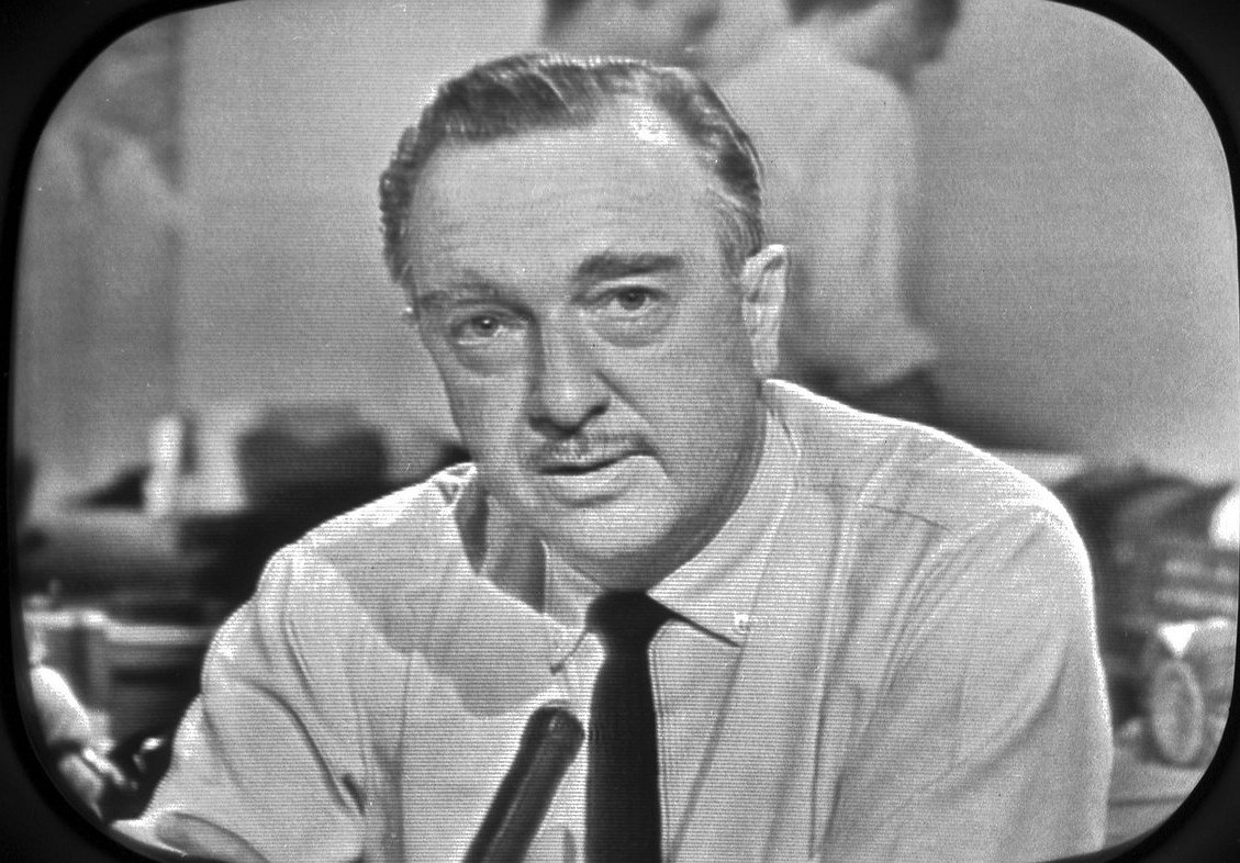 HISTORY's Moment in Media: Walter Cronkite Was the Most Trusted Man in News