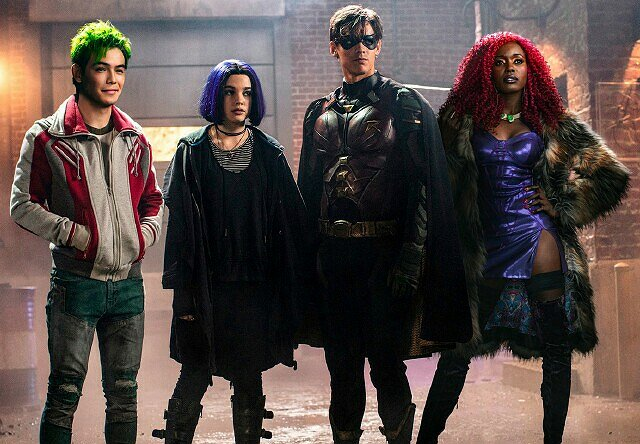 """Titans"" Is a Solid Start for New Streaming Service DC Universe"