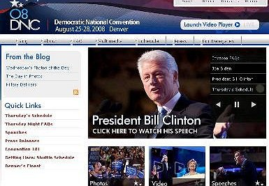 DemConvention.com -- A Fantastic User Experience - The Shelly Palmer Report