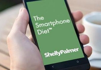 The Smartphone Diet™ - Quantifying Holiday Calories - Shelly Palmer