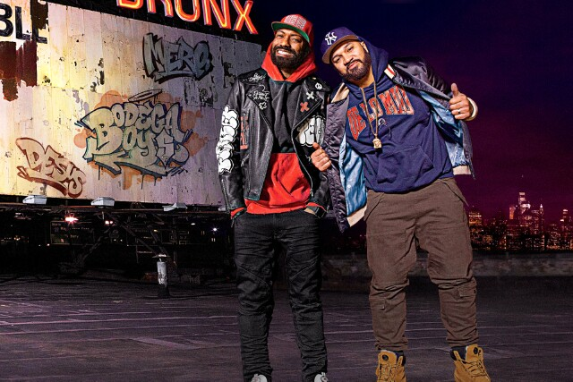 "Cover image for  article: ""Desus & Mero"": Is Bigger Better for the Bodega Boys?"