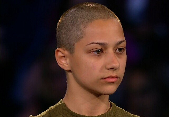 "The Top TV Program of 2018: CNN's ""Students of Stoneman"" Town Hall"