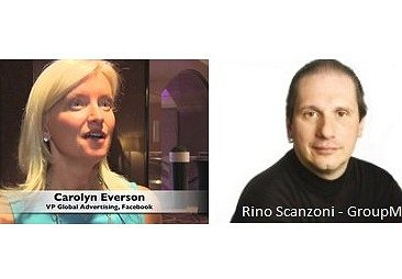 John A. Reisenbach Foundation 20th Annual Gala - Will Honor Carolyn Everson and Rino Scanzoni