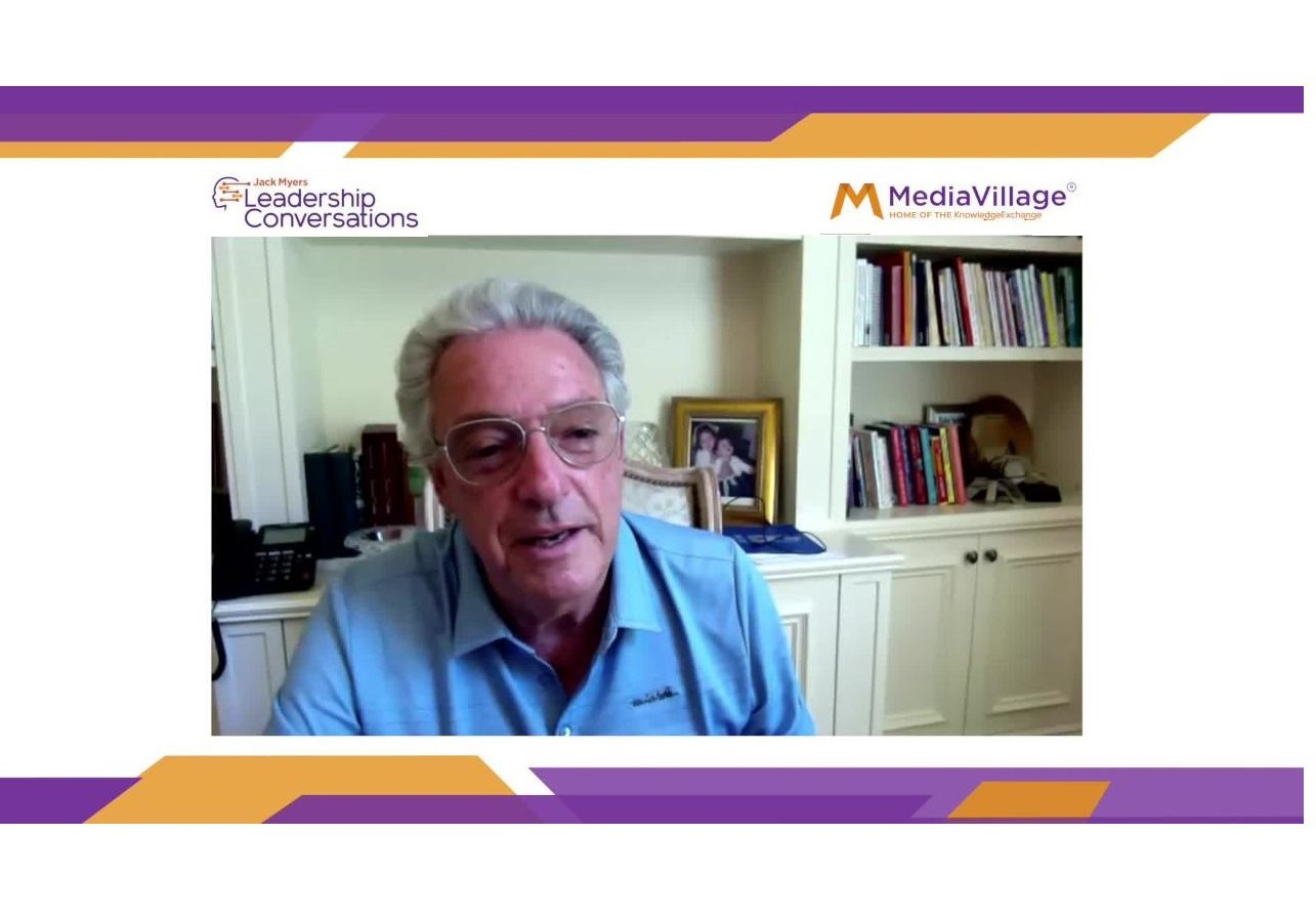 Watch Now -  IPG CEO Michael Roth:  How to Take Action and Make Change Happen logo