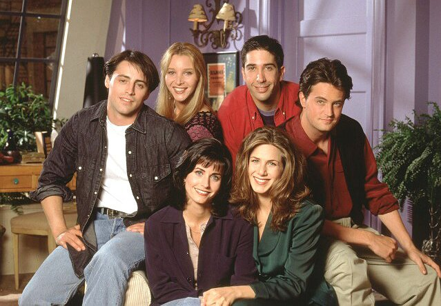 "Friends of ""Friends"" Returns as the Countdown to #Friends25 Begins"