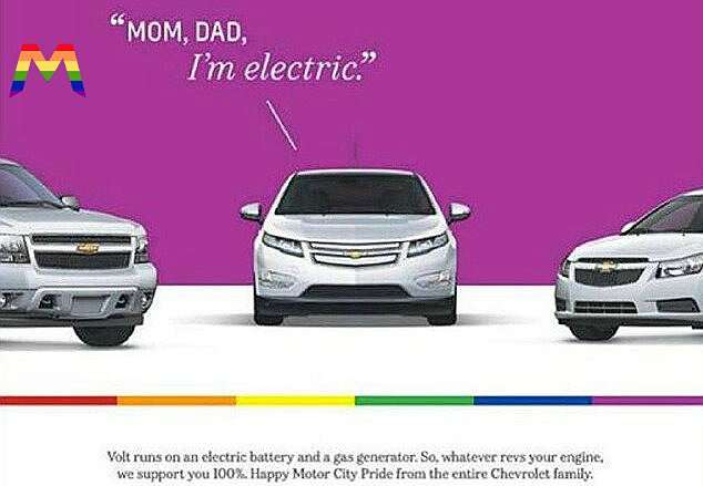 General Motors and Subaru Set the Pace for Pride