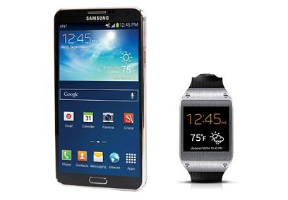 The Samsung Galaxy Gear and Note 3 Review - Shelly Palmer