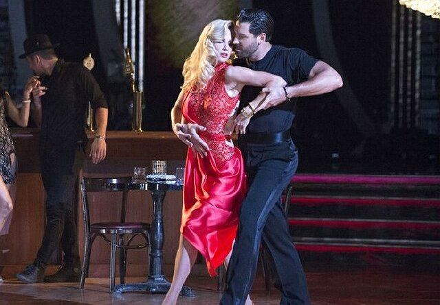 """DWTS"" Exclusive:  The Shocking Elimination of Heather Morris"