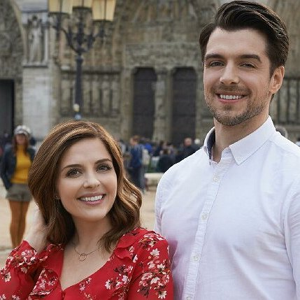 "Preview image for article: Dan Jeannotte of ""Paris, Wine & Romance"" on Hallmark Movie Stardom"