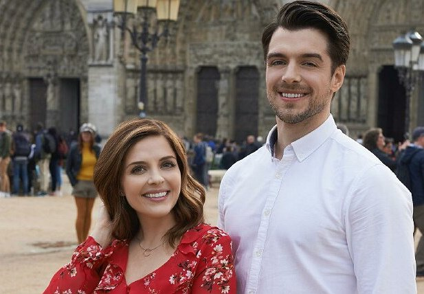 "Dan Jeannotte of ""Paris, Wine & Romance"" on Hallmark Movie Stardom"