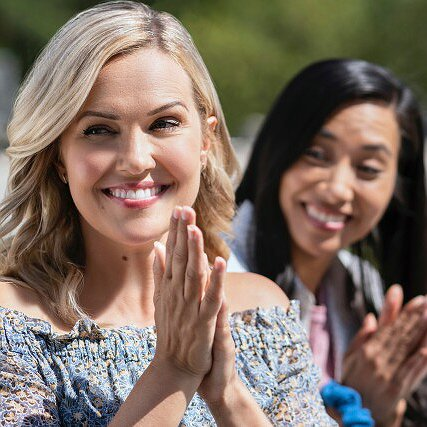 "Preview image for article: ""Chesapeake Shores"" star Emilie Ullerup is Back on Hallmark in ""Nature of Love"""