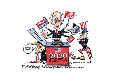 Experiencing Campaign 2020: Don't Take Reality for Granted