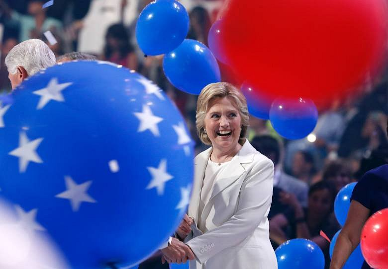 Hillary Clinton Accepts Historic Nomination and More: Gender News Weekly