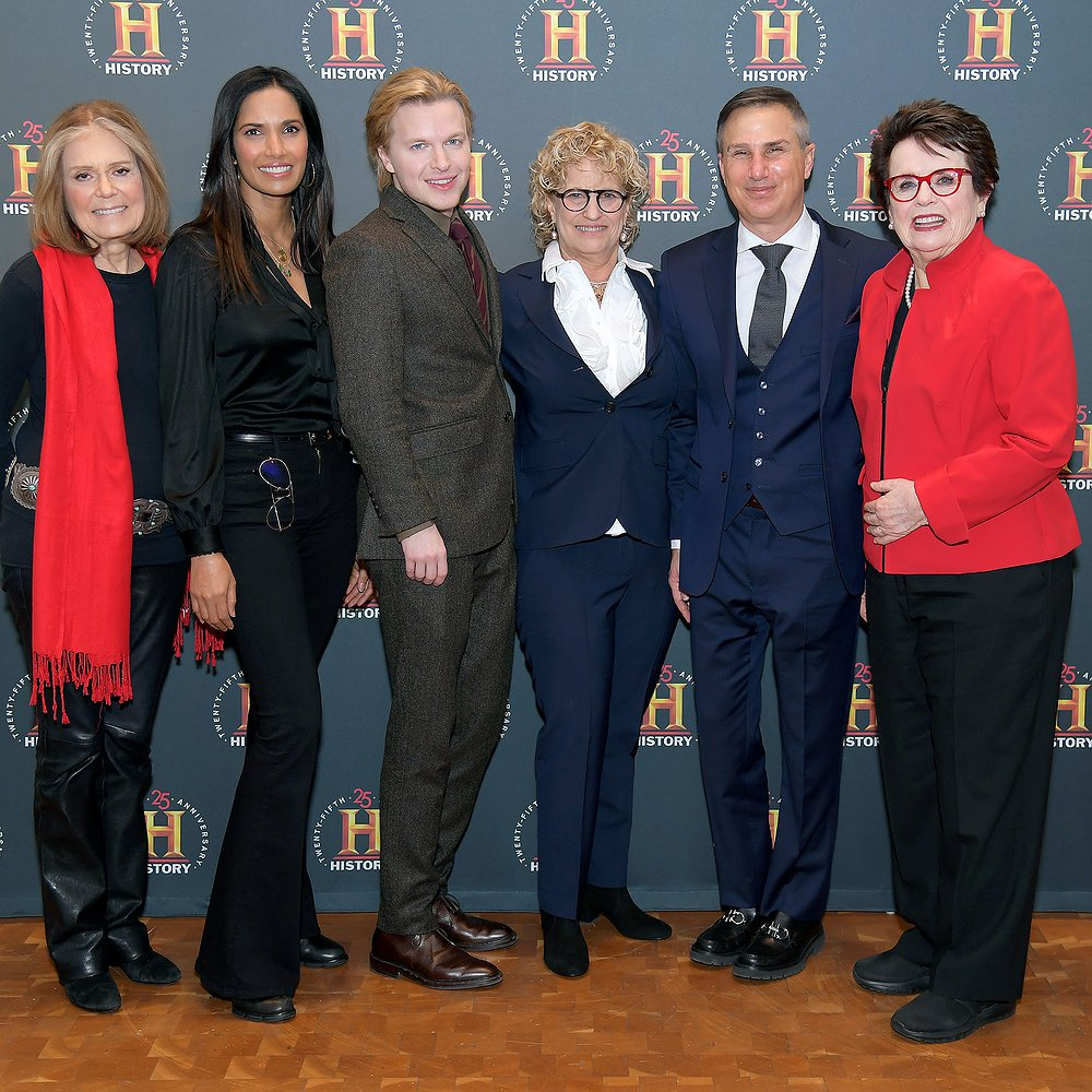 Preview image for article: HISTORY Plays Carnegie Hall: Clinton, Bush, and More Talk Then, Now, and Next