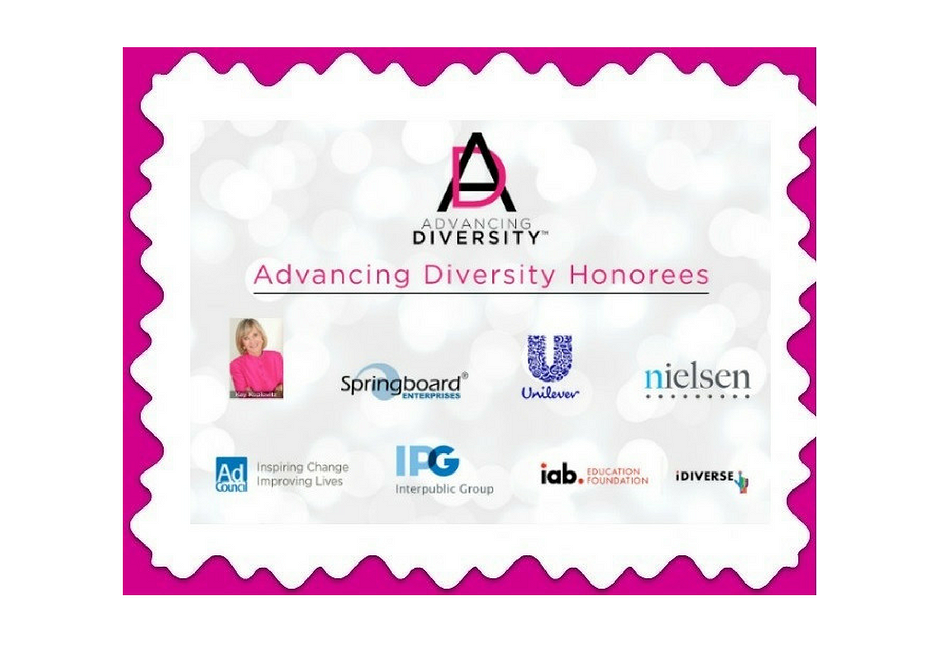 Advancing Diversity Honorees
