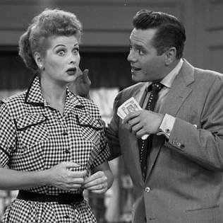 "Preview image for article: HISTORY'S Moments in Media: Launching a Legend With ""I Love Lucy"""