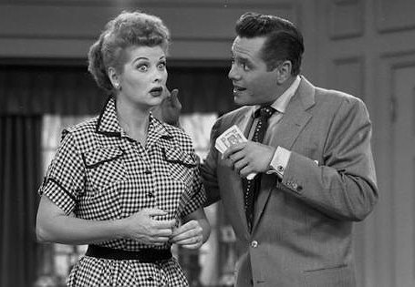 "HISTORY'S Moments in Media: Launching a Legend With ""I Love Lucy"""