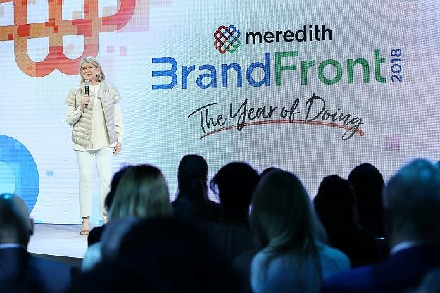 "Meredith's ""Year of Doing"": BrandFront News & Views"