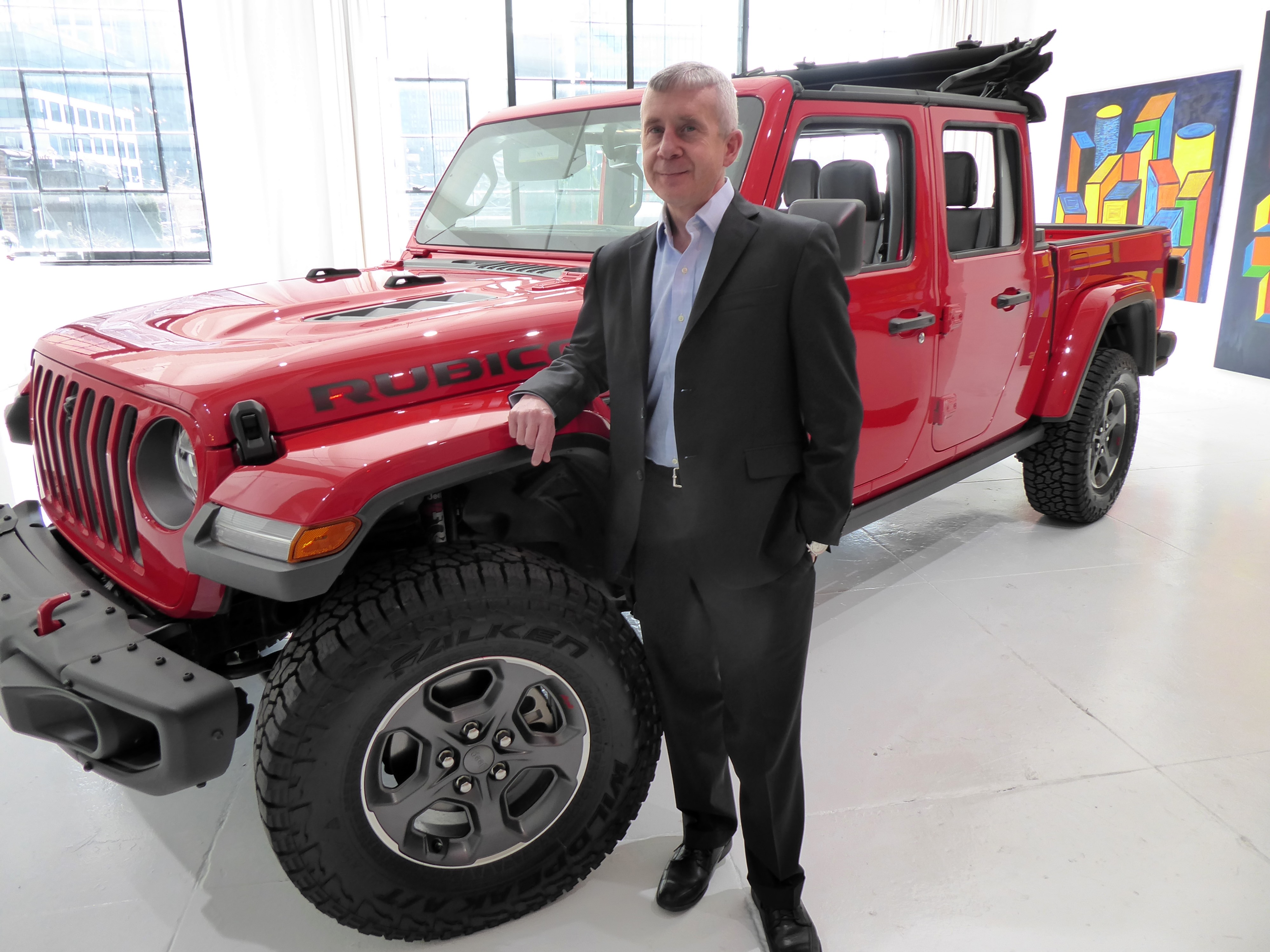 Cover image for  article: Jeep's Marketing Manager: It's the Real SUVs Versus the Pretenders
