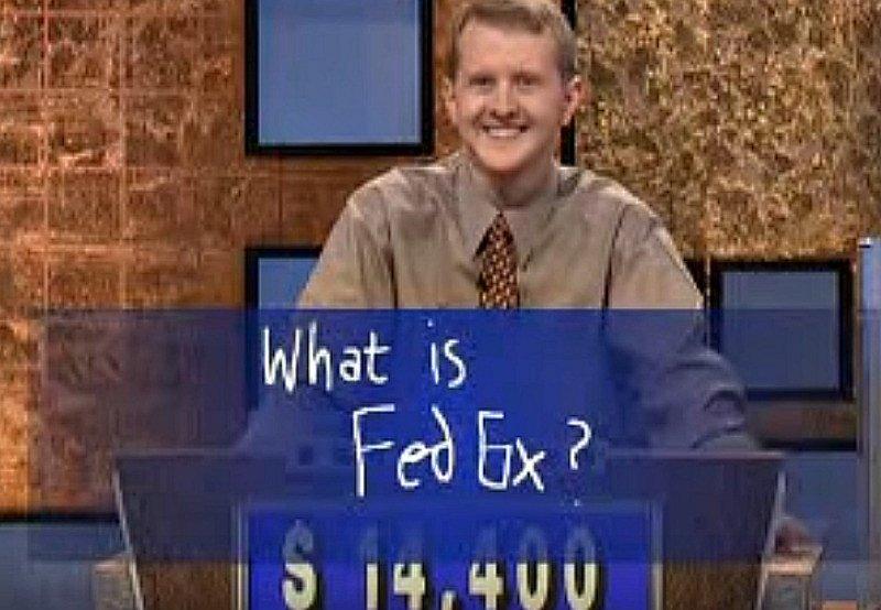 """HISTORY's Moment in Media: Ken Jennings on """"Jeopardy ..."""
