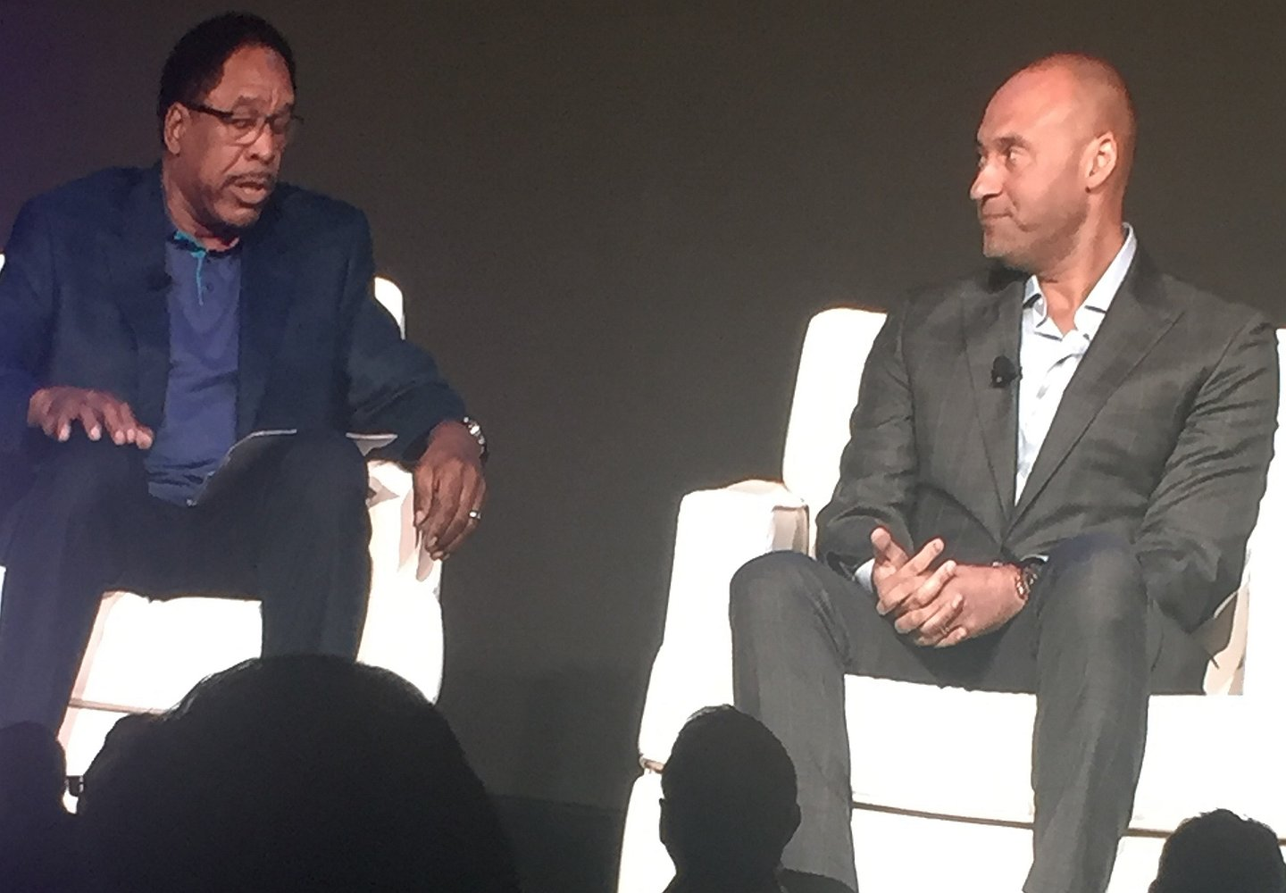 Derek Jeter's Guide for Success; Issa Rae's Advice to Advertisers